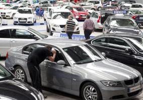 Feria del automóvil de segunda mano