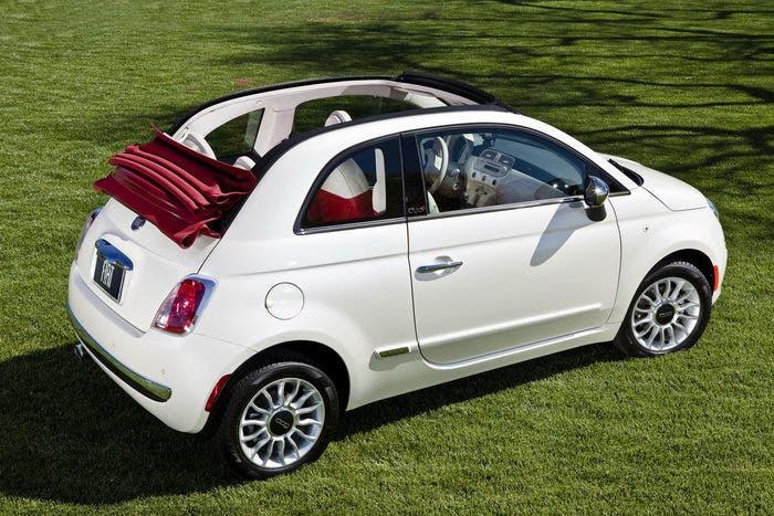 Fiat descapotable
