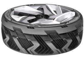 Neumático Goodyear innovador