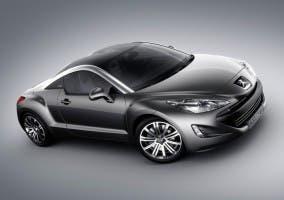 Peugeot RCZ biplaza