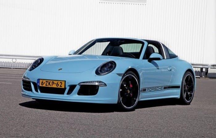 Porsche 911 Targa Exclusive Edition