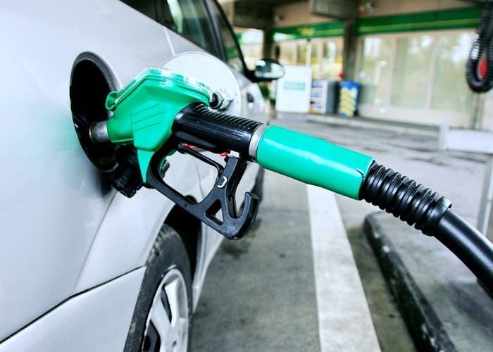 Repostaje de gasolina