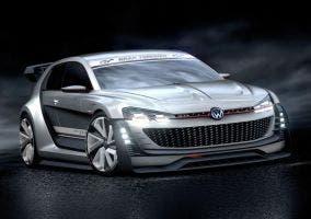 Volkswagen Golf Vision Gran Turismo para el mundo digital