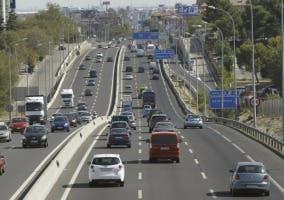Nuevo limite en carretera