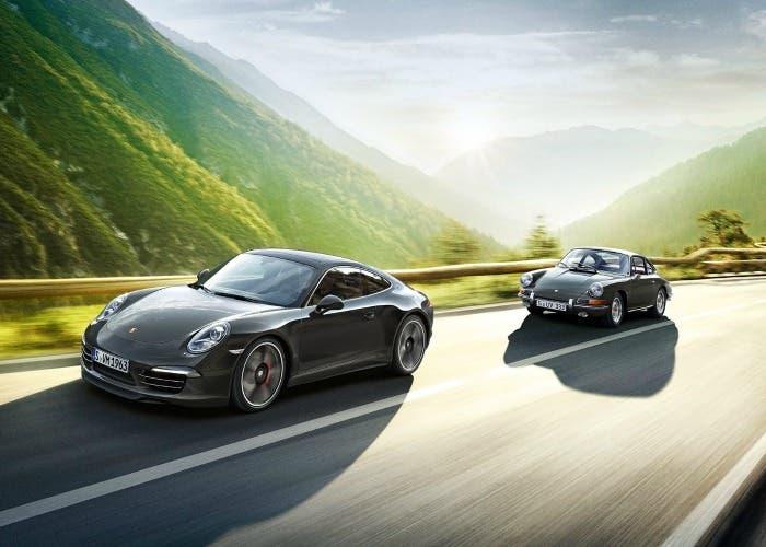 Porsche 911 pasado y futuro