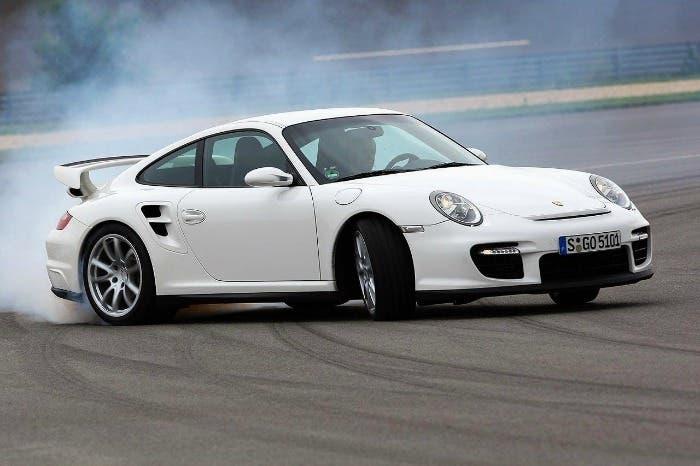 Porsche GT2 de 530 cv
