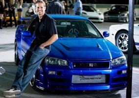 Nissan GT-R R34 de Paul Walker