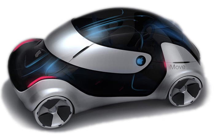 Posible diseño del Apple Car