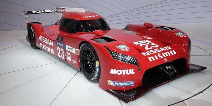 Nissan para las 24 horas de Le Mans