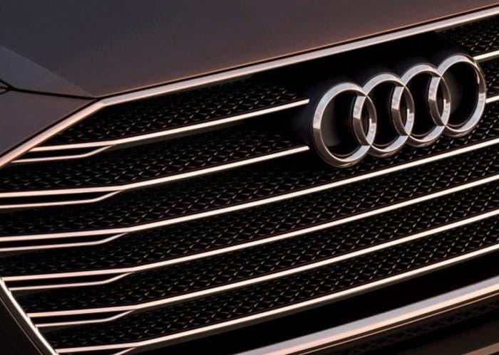 Nueva parrilla de la linea Audi