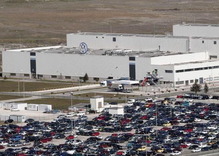 Plana de Navarra de fabricación de automóviles