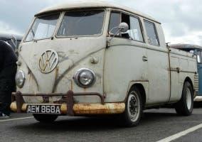 Volkswagen Transporter con 560 cv