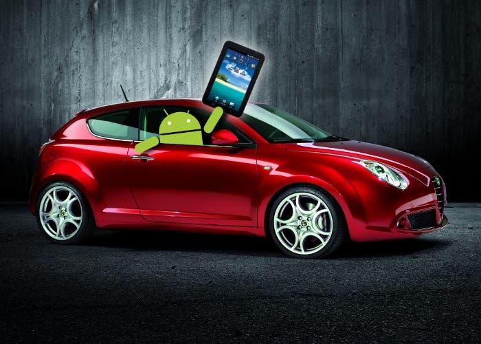 Aplicaciones Android para el coche