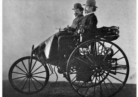 El considerado el primer automóvil del mundo