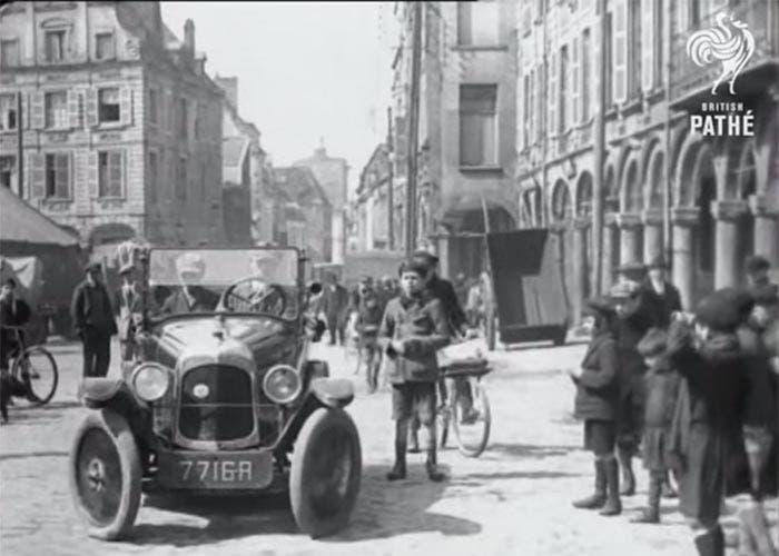 Park assist en 1927
