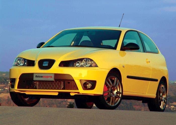 Versión diesel del SEAT Ibiza CUPRA 6L