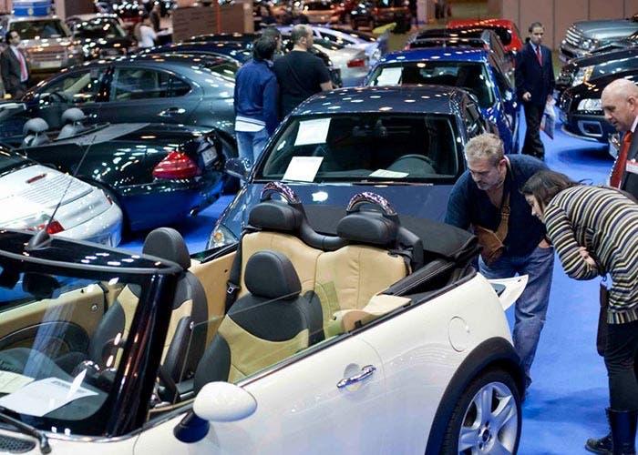 Feria de ocasión de coches