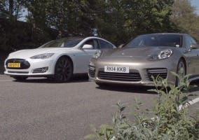 Model S vs Panamera