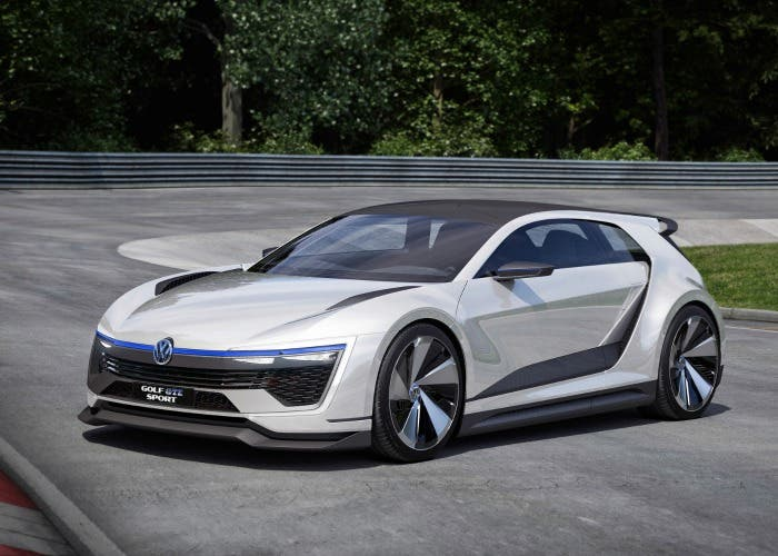 Volkswagen en Wörthersse