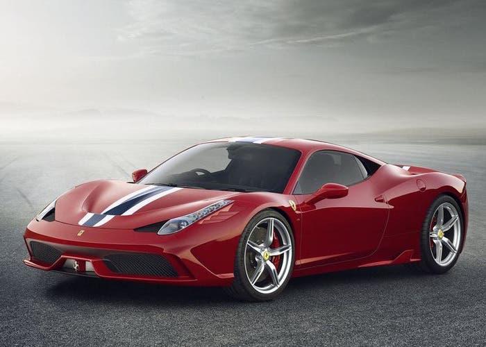Ferrari 458 Speciale edición limitada