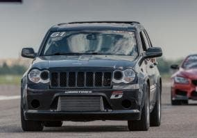 Jeep Grand Cherokee SRT8 modificado