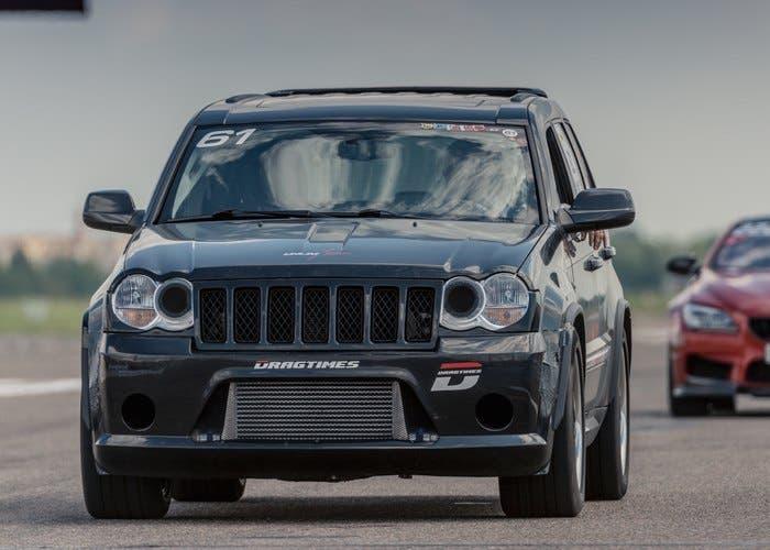 Jeep Grand Cherokee SRT8 modificado