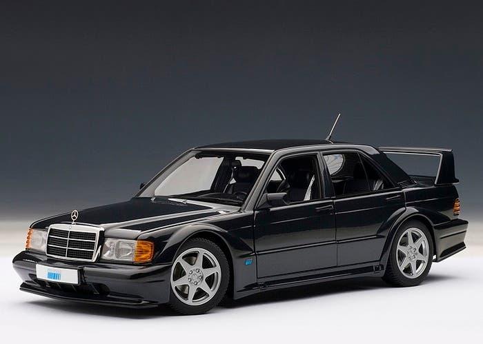 En venta un modelo exclusivo del Mercedes 190E
