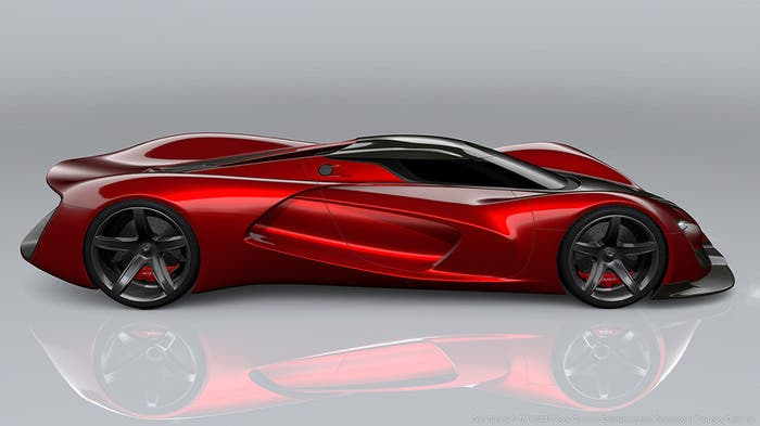 SRT Tomahawk toma lateral