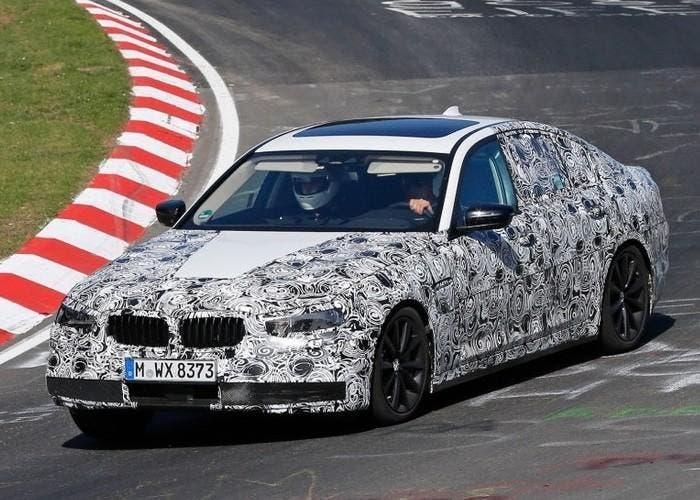 BMW en Nurburgring