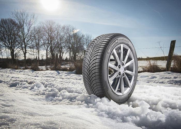 Neumático Michelin CrossClimate