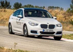 BMW Serie 5 GT hidrógeno