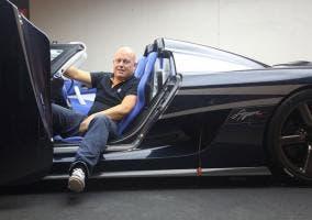 Fundador de Koenigsegg