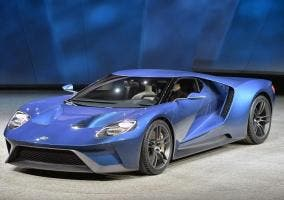 Ford GT superdeportivo