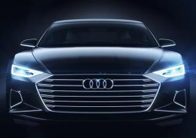 Faros Láser de Audi