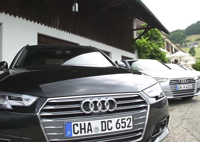 AutoExpress prueba el nuevo Audi A4