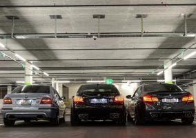 Saga del BMW M5