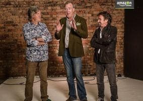 James May, Jeremy Clarkson y Richard Hammond para el nuevo programa de coches de Amazon Prime