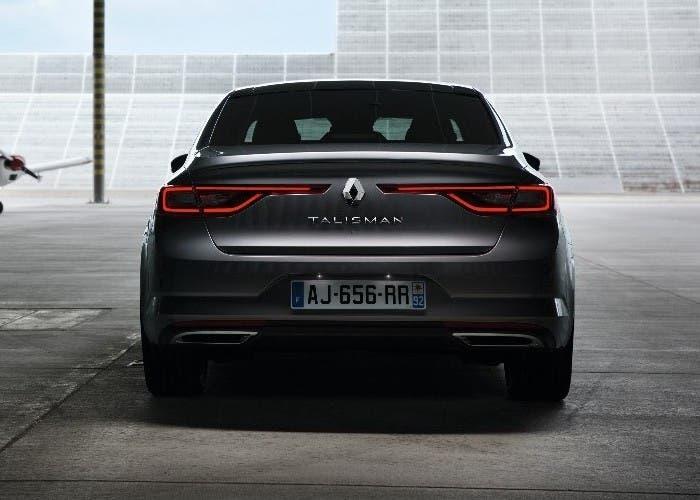 Zaga del Renault Talisman