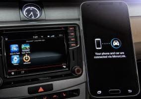 Aplicación Volkswagen Car
