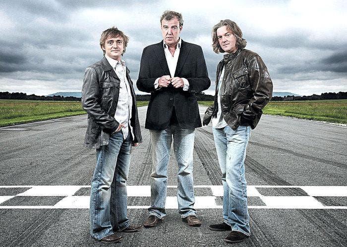 Ex presentadores de Top Gear