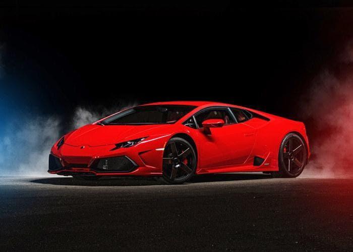 Lamborghini Hucaran Ares