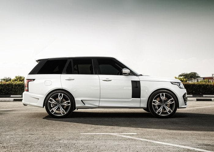 Range Rover Ares