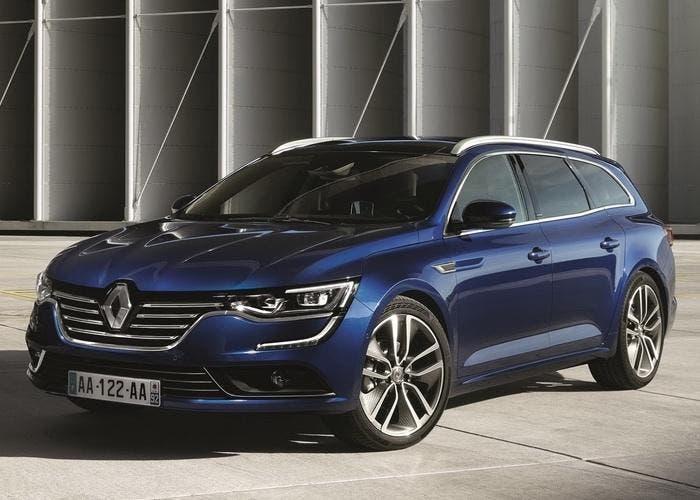 Renault Talisman Estate familiar