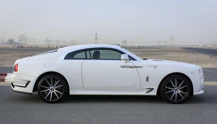 Rolls Royce Wraith Ares