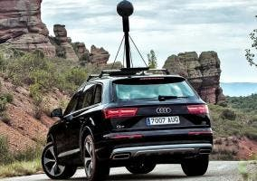 Audi Q7 Impossible Maps