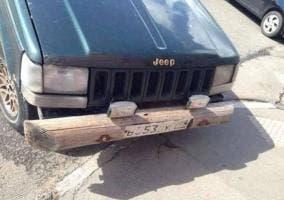 Jeep Gran Cherokee Antigua generación