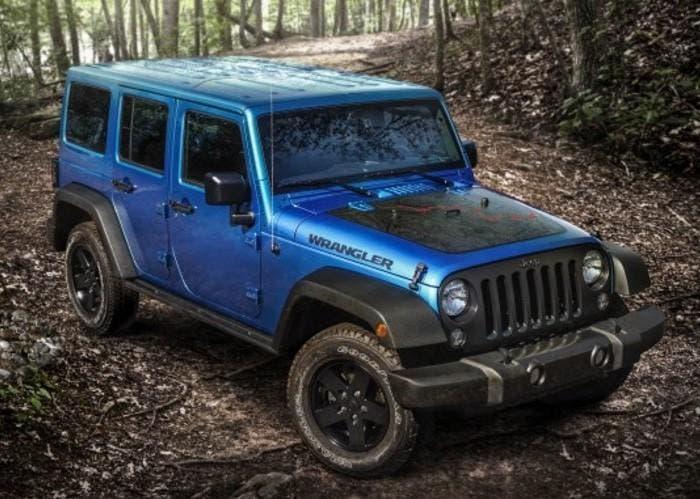 Jeep Wrangler Black Bear O Como Una Carretera Inspira A