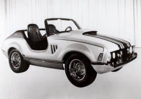 Jeep XJ 001 concept