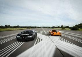 Koenigsegg CCXR y Bugatti Veyron