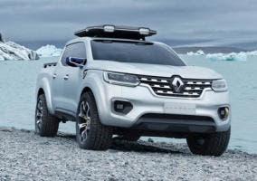 Renault Alaskan pickup